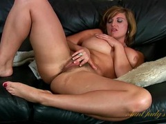 Seductive solo milf striptease is dazzling videos