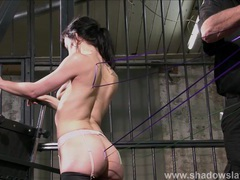 Needle decoration of slave elise movies at sgirls.net
