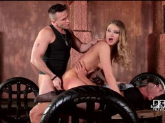 Glamorous lucy heart double penetrated erotically videos