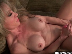 Big clitted milfs raquel and sable getting hot in pantyhose videos