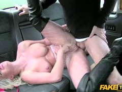 Taxi driver fucks a sexy bimbo with his big cock movies at adipics.com