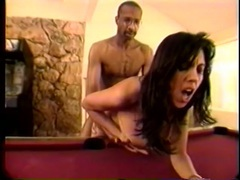 Milf on the pool table fucked by big black cock movies at find-best-mature.com