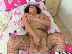 British milfs louise bassett and jessica jay finger fuck movies at adipics.com