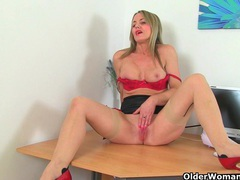 It is more fun at the office with lelani and sofia rae videos