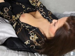 Voyeur staring down the blouse of a babe videos