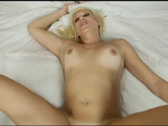 British girl is hot in a virtual fuck scene videos
