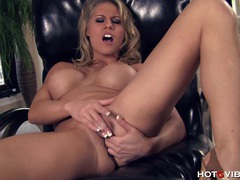 Charisma cappelli looks so sexy when she cums videos