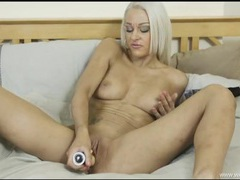 Fit british chick fucking a toy into her cunt movies at reflexxx.net