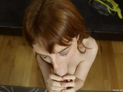 Sensual virtual fucking with a redheaded hottie movies at find-best-hardcore.com