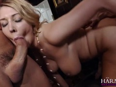 Butlers fuck a gloriously hot busty babe movies at adipics.com