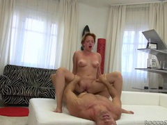 Sloppy cocksucker takes his big cock in her ass movies at kilopics.com
