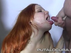Chubby slut enjoys 24 hot cumshots movies at find-best-babes.com