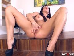 Horny milf stacy fucks on the floor movies at very-sexy.com