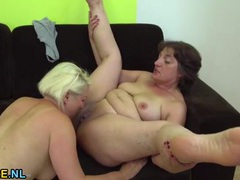 Chubby ladies tribbing as a chick masturbates videos