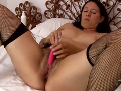 Big tits and ass milf fucking her vibrating toy movies at kilopills.com