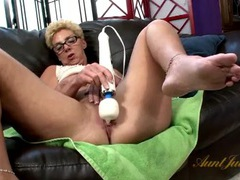 Magic wand and a granny have a hot time together movies at nastyadult.info