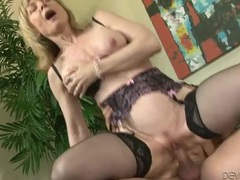 Naughty nina hartley riding dick erotically videos