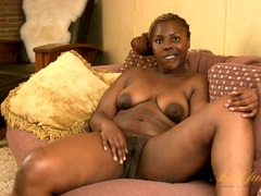 Interview with a naked black milf videos