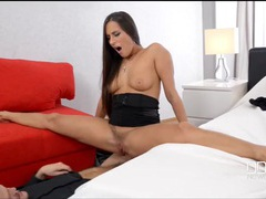 Flexible euro slut mea melone fucked up the ass movies at lingerie-mania.com