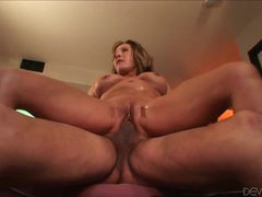 Kinky pierced mommy pounded in her soaking wet snatch videos