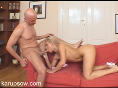 Filling her pretty mouth with dick makes him cum movies at kilopills.com