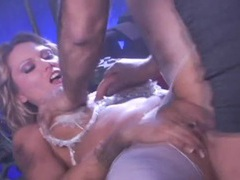 Sexy anna nova fucked in a crazy hot threesome movies at find-best-lingerie.com