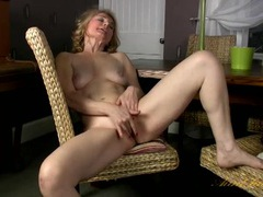 Stripping mature babe masturbates her gorgeous cunt movies at find-best-lesbians.com