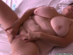My favorite videos of 55-year-old latina granny gloria videos