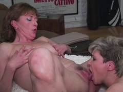 Curvy older ladies eating snatch passionately movies at sgirls.net
