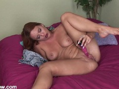 Big butt redheaded babe vibrating her sexy pussy movies at sgirls.net