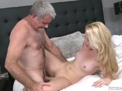 Old dude with a big cock for sexy samantha rone videos