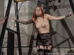 Redhead play piercing slave mary videos