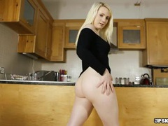 Chick in a little black dress is a fabulous ass tease movies at kilotop.com