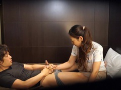 Japanese hotel massage gone wrong subtitled in hd videos