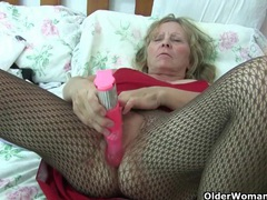 My favorite videos of english grandma isabel movies at sgirls.net