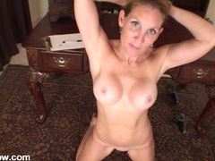 Milf cutie is tight as hell masturbating for you videos