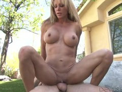 Fit body on the big titty milf fucking outdoors movies at kilopics.net