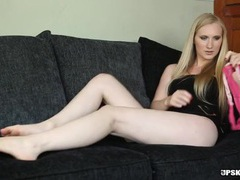Fine ass blonde catches you looking up her skirt movies at kilopics.net