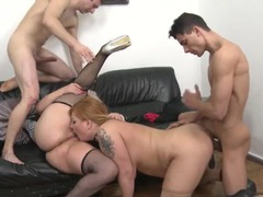 Chubby ladies fucked hard by fit young guys movies at sgirls.net