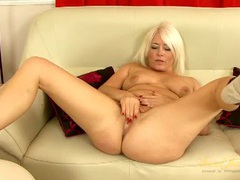 Solo milf in sexy boots rubs her hot pussy movies at find-best-ass.com