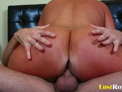 Chubby mommy vannah sterling shows off her skills movies at lingerie-mania.com