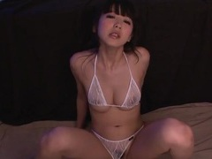 Big sticky facials on a masturbating japanese girl tubes at japanese.sgirls.net