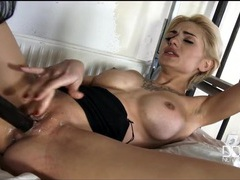 Prison guard and two sluts have great anal sex movies at freekilopics.com