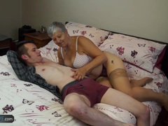 Old lady savana fucked by student sam bourne movies at kilotop.com