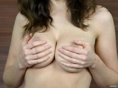 These british titties are perfect to stroke to movies at sgirls.net