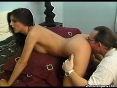 Eating the cunt of a vintage hottie and fucking her movies at kilopills.com