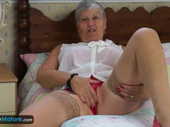 Granny savana have to do it herself movies at sgirls.net
