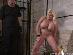 Interracial needle bdsm of busty german videos