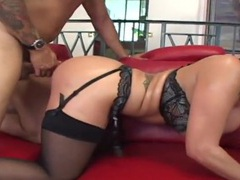 Ava devine deepthroats a dick that fucks her ass movies at kilopics.net