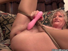 Naughty grannies claire and penny peel off their nylons movies at sgirls.net